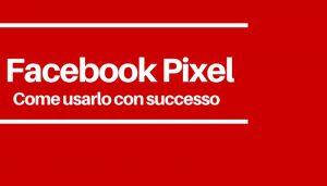 Copertina Facebook Pixel